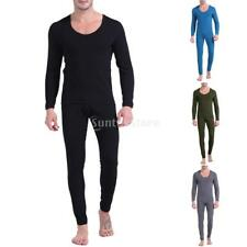 Mens Thermal Underwear Set Long Johns Mens Thermal Stay Warm Wholesale