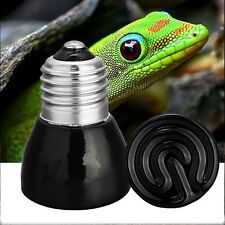 E27 Infrared Ceramic Emitter Heat Light Lamp Bulb Reptile Pet Brooder 110V 220V