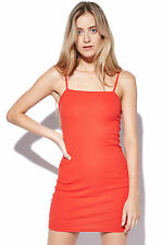 New PARE BASIC Womens Harmony Dress Red 2 For $60 Dresses
