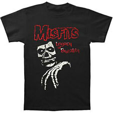 Misfits Men's  Legacy Of Brutality T-shirt Black Rockabilia
