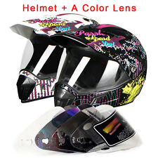 Motorcycle Racing SP92 Protector Double Lens DOT Approved Full Face Helmet Buy
