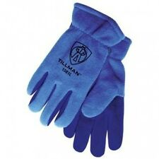 Tillman 1581 Polar Fleece w/ColdBlock Lining Leather Palm Winter Gloves X-Large.