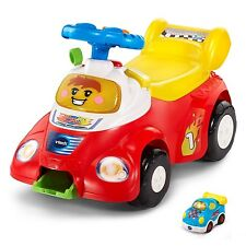 VTech Go! Go! Smart Wheels Launch and Go Ride On (Frustration Free Packaging). F