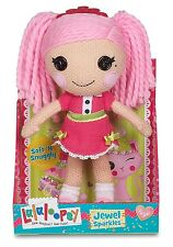 Lalaloopsy Super Silly Party Crochet Doll- Jewel Sparkles. Brand New