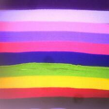 "5 X 12"" X 12"" FELT SHEETS IN A CHOICE OF 10 COLOURS SOFT FEEL HIGH QUALITY"