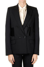 MARTIN MARGIELA MM1 woman Double Breasted Virgin Wool Jacket Made in Italy