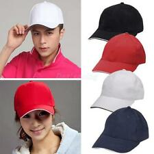 Unisex Classic Adjustable Baseball Golf Outdoor Sports Cappy Casual Hats Caps