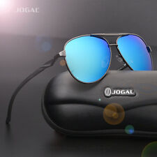 New Polarized Sunglasses Mens Outdoor Sports Driving Mirrored Glasses Eyewear