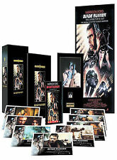 Blade Runner - The Directors Cut (DVD, 2000, Deluxe Collectors Box Set Edition)
