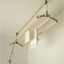 CLASSIC VICTORIAN SHEILA MAID SCULLERY CEILING AIRER - VARIOUS COLOURS AND SIZES