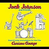 Sing-A-Longs and Lullabies for the Film Curious George by Jack Johnson (CD,...
