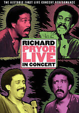 Richard Pryor - Live in Concert (DVD, 2006) - Stand Up Comedy