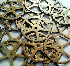 Steampunk Vintage Watch Movement Clock Parts Gears Cogs Wheels Large Size 62mm