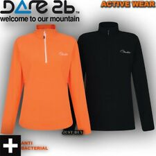 Dare2b Jacket Womens Freeze Dry Lightweight Fleece Hiking Running Gym Walk Top