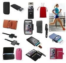 Pouch Holster or Belt Clip or Armband for HTC DESIRE HD
