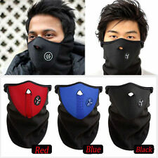 Hot Neoprene Winter Neck Warm Face Mask Veil Sport Motorcycle Ski Bike Biker