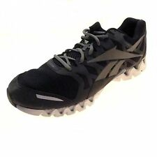 New Mens Reebok ZigTech 3.0 EX Running Shoes Color Black/Gray/Steel