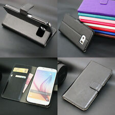 Magnetic Flip Card Slot Wallet Cover For Nokia & Sony Series Leather Phone Case