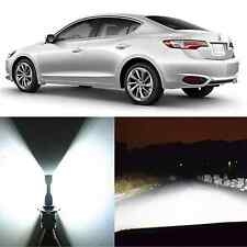 Alla Lighting Low Beam Headlight H11LL Super White LED Bulbs for 13~15 Acura ILX