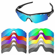 Polycarbonate Replacement Lenses For-Oakley Radar Path Vented Multi-Options