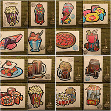 Mello Smello Scratch and Sniff Stickers Super Strong Scent Like 80s Vintage Ones