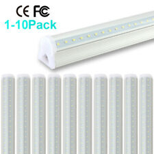 Hot sell 4FT 25W high bright integrated V shape t8 led tube lamp with fixture