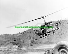 Army Bell HTL-4 Helicopter Black n White Photo Navy Military 1952 USAF USN YSMC
