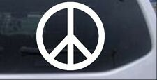 Peace Sign Symbol Car or Truck Window Laptop Decal Sticker 12X12.0