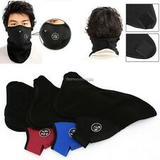 Neoprene Neck Face Mask Unisex Windproof Motorcycle Warm Veil Guard Sport Bike