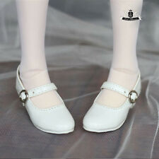 1/4 BJD Shoes MSD Dollfie DREAM Lolita white Shoes MID AOD DOD SOOM Dollmore DZ