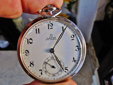 vintage/antique OMEGA pocket watch (cal 38.5) Swiss watch (1935-1938)