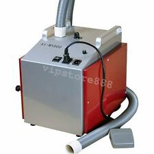 Nail table built dust extractor fan nail equipment ebay for Manicure table with extractor fan