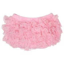 JuDanzy PINK LACE DIAPER COVER BLOOMER BABY NEWBORN