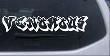 Venomous Car or Truck Window Laptop Decal Sticker Hot Rod Muscle Classic 12X2.4