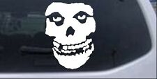 Crimson Ghost Skull Car or Truck Window Laptop Decal Sticker Music 6X4.6