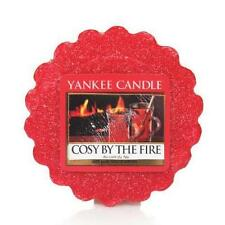 Cosy By The Fire Yankee Candle Wax Tarts Melts 10, 24, 48 CHRISTMAS
