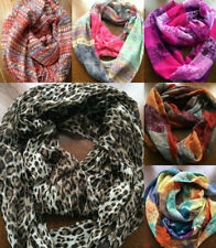 Fashion Ladies Light Weight Circle Loop Infinity Scarf Snood New Design