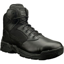 Magnum Mens Black Leather Stealth Force 6.0 WPI W Tactical Boots