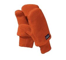 Kids Patagonia Baby Pita Pocket Mittens Orange 60547-GEM