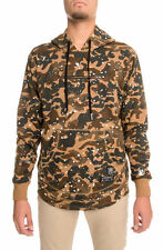 Men's Premium Cotton camouflage Pullover Hoodie in Woodland Color
