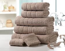 Luxury Egyptian Cotton 7 Piece Towel Bale - Various Colours to Choose From