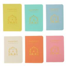 Travel Document Ticket Card Passport Credit Card Protector Holder Gift ACCS