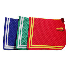Spanish Quilted Saddle Pad NEW HORSE TACK