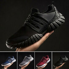 Fashion Mens Boys Breathable Walking Shoes Casual Sneakers Running Rubber Shoes