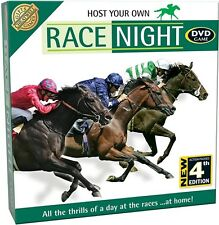 Cheatwell Games - Host Your Own Race Night 4 DVD Game