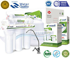Ecosoft Premium 5 Stage Reverse Osmosis System with a DOW FILMTEC Membrane