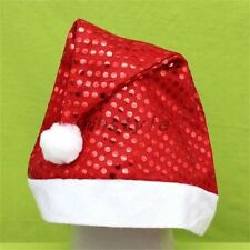Christmas Dress Sequin Christmas Hat Unisex Christmas Gift Accessories