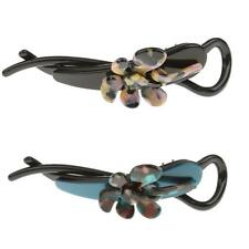 Vintage Chic Banana Clamp Claw Hair Clip Ponytail Holder Hair Riser Women Lady
