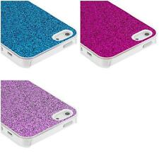 For iPhone 5 5G 5th Color Glitter Bling Sparkly Ultra Thin Hard Case Cover