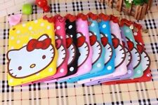Cartoon Shockproof Soft Rubber Silicone Cover Back Case For Apple iPad Tablet PC